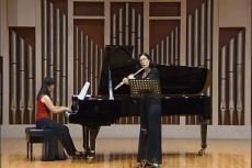 Burton: Sonatina for Flute and Piano, I
