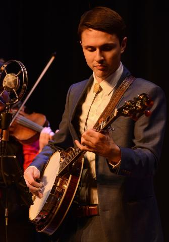 Master of Music graduate Benjamin Richey