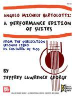 Jeffrey George's edition of suites by Bartolotti, link to Mel Bay website